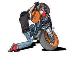 Motorcycle Stunt Names; The Big List.