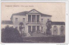Vicenza - CARD ROSSANO VENETO VILLA LAURA NOVARINI (VICENZA) -FP-N-2 -0882-23527