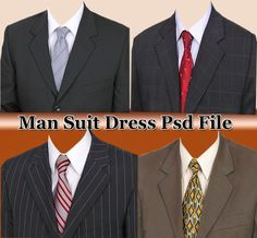 Friends, today I am here for you too, man suit dress with photoshop psd file…