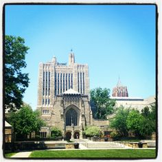 Yale University in New Haven, CT