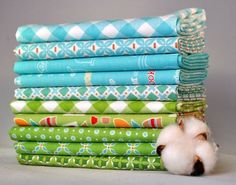 2 1//4 yards total Just Dreamy 2 9 Fat Quarters Bundle by Mixed Designers for Riley Blake