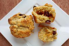 Gluten-Free Olive Oil Muffins