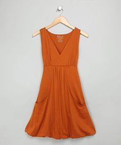 {Bumble Organic Dress} This looks so comfy.