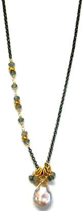 necklace by Lulu Designs