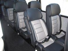 bus sales, ameritrans freightliner, seat