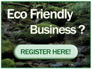 Receive targeted exposure from green focused customers.   Your company is guaranteed to receive 'green' targeted exposure on a continuous basis. We rank at the top on Google and other search engines for many relevant keywords, such as 'eco-friendly companies', 'environmentally friendly companies', 'eco companies', 'eco friendly directory', and many others that bring targeted traffic to our website and our member companies.