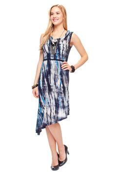 Alice Dress in Black or Tie-Dye