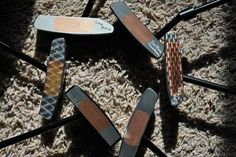 """September 2, 2014: """"Nah, I don't have a SeeMore Putters problem... #PrivateReserve #Copper #MiniVault #Addiction,"""" said James Miles."""