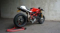 Ducati 999 s Cafe Racer