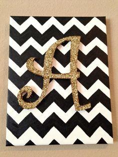 20 Easy Handmade Letters For Home Decor | DIY to Make