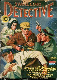 Thrilling Detective December 1943