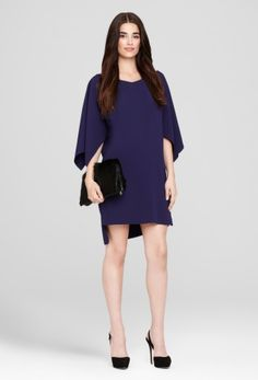 Nice balance of exposed skin - Elle Tahari PATSY DRESS