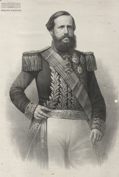 Pedro Ii, Brazil, Empire, Royalty, Army, American, Style, National Archives, Old Portraits