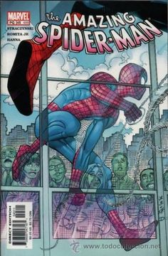 THE AMAZING SPIDER-MAN     Despite not liking anything from Brand New Day, I've come to enjoy most of what I've read in the recent series.