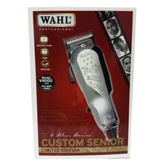 WAHL WA-8545-200 5 Star Custom Senior Hair Clipper  http://www.thecoiffeur.com/wahl-wa-8545-200-5-star-custom-senior-hair-clipper-2/