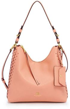 Noho Laced Gusset Convertible Hobo