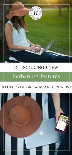 Introducing 3 New Herbarium Features To Help You Grow As An Herbalist   Herbal Academy   We are pleased to announce that even more resources are being released to The Herbarium community! Check out these new Herbarium features today!