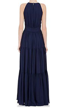 L'Agence Penelope Silk Plain-Weave Dress - Dresses - 504832070