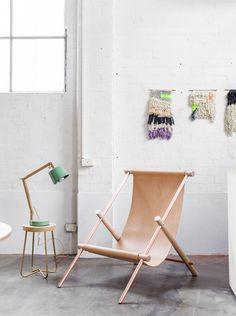 DouglasandBec-deckchair, chaise, fauteil, design, decoration, interieur