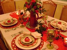 My Tablescapes