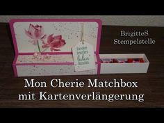 ▶ Matchbox für 5er Mon Cherie (mit Verlängerung) - YouTube