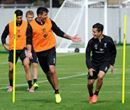 Liverpool get ready to take on Southampton at Anfield in the first game of 2014-15. - http://footballersfanpage.co.uk/liverpool-get-ready-to-take-on-southampton-at-anfield-in-the-first-game-of-2014-15/