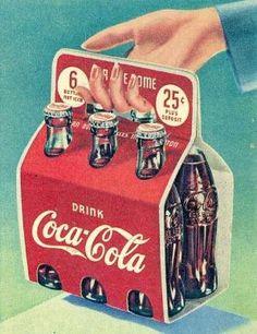 Coca Cola ad 1939 by helena
