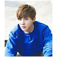 J Hope BTS ❤ liked on Polyvore featuring bts and bts - jhope