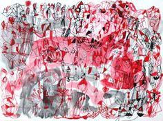 "Saatchi Art Artist Sarah Giannobile; Painting, ""Mercury Retrograde"" #art"