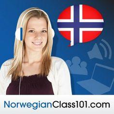 Learn Norwegian with NorwegianClass101.com.