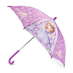 Disney Princess Sofia the First Girl's Umbrella Purple One Size #Disney #StandardClassic