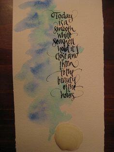 kellie moeller @ kelligraphy