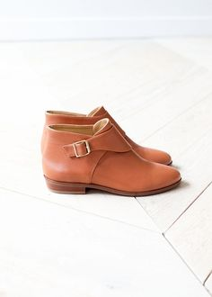 Bottines Low Alfred /