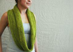 ¿Y si haces una bufanda tu mismo para combatir el frío? #Idea #DIY