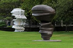 Tony Cragg Sculptures