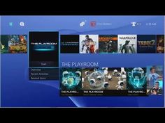 Exploring the PS4 UI - PS4 Hands On Highlight