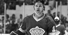 Butch Goring, Los Angeles Kings 1971 --- http://rickostler.com/contact-sports-collectables/