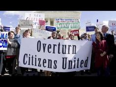 """After the Supreme Court ruled corporations and unions could spend unlimited amounts of money for pr against a politician, a surge of political """"dark money"""" flooded politics. Here are 12 ways it's changed our democracy. Citizens United, Constitutional Amendments, Political Organization, Supreme Court, Global Warming, How To Get Money, Climate Change, Politics, Math"""