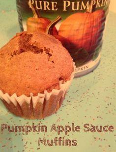 Weekly DIY: Healthy Pumpkin Muffins - Shedoesthecity