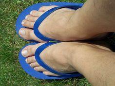 my feets in flipflops 7 by Netsrot1971.deviantart.com on @DeviantArt