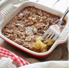 Cox Inbox Mini Dessert Recipes, Easy Pie Recipes, Cream Pie Recipes, Sweet Recipes, Cake Recipes, Quick Dessert, Pecan Recipes, Appetizer Recipes, Appetizers