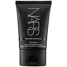 This stuff is magical - gives me a soft golden glow. NARS : Pro-Prime™ Light Optimizing Primer Broad Spectrum SPF 15 : makeup-primer-face-primer. $34