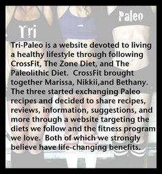 Tri-Paleo Blog