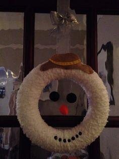 Chloë's Christmas wreath