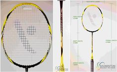 available In White, Red, Yellow Sporting Goods Babolat Ifeel 70 Badminton String Set