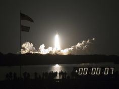 STS-130 lifts off!