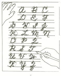 Kids Cursive Letter - The fashion for cursive letter writing comes and goes. Many years ago all children were taught to write in an elaborate cursive script, requiring many hours of weekly practice to perfect.