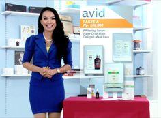 Avid Skin Care #MoreMall #HomeShopping #Indonesia