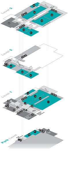 Queensland Art Gallery Floor Plan