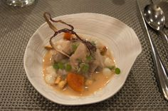 Ceviche withSea bass